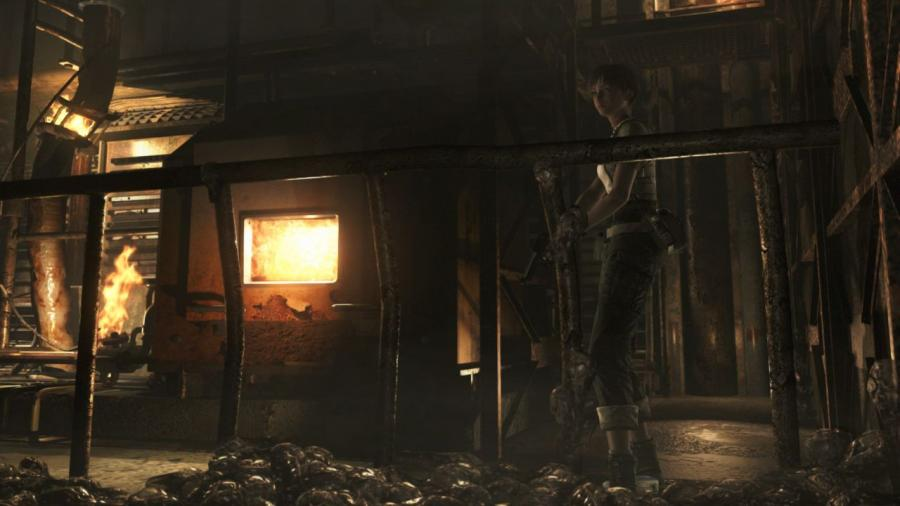 Resident Evil Origins Collection Screenshot 9