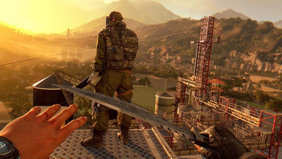 Dying Light - The Following Enhanced Edition Screenshot 3