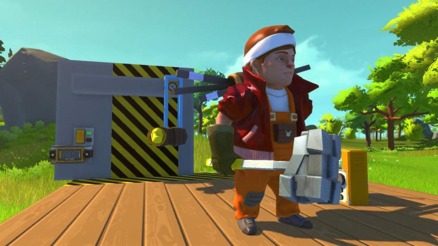 Scrap Mechanic - Steam Gift Key Screenshot 7