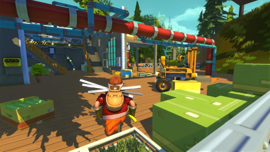 Scrap Mechanic - Steam Gift Key Screenshot 1