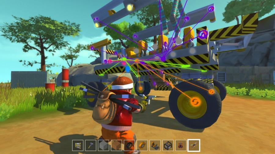 Scrap Mechanic - Steam Gift Key Screenshot 4