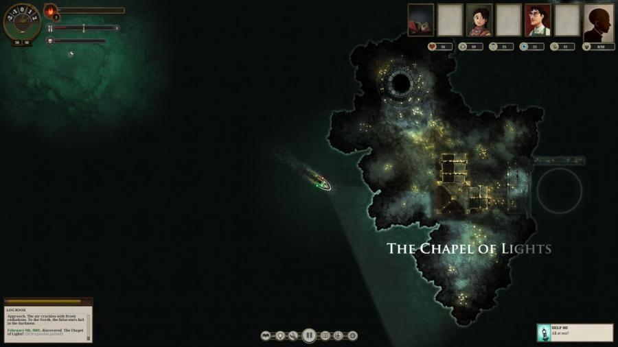 Sunless Sea - Steam Gift Key Screenshot 1