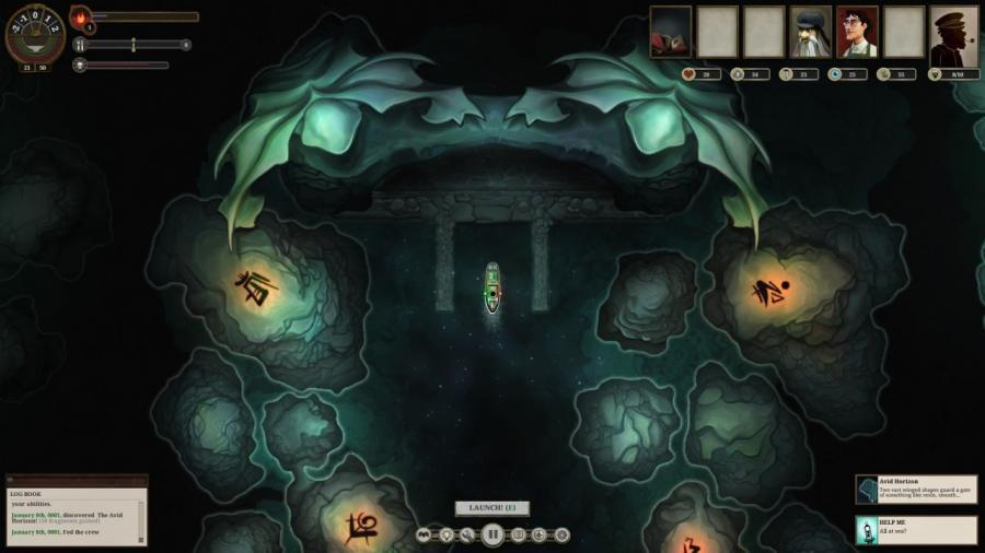 Sunless Sea - Steam Gift Key Screenshot 7