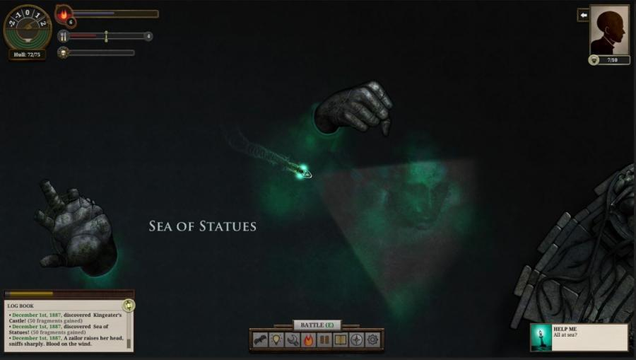 Sunless Sea - Steam Gift Key Screenshot 4