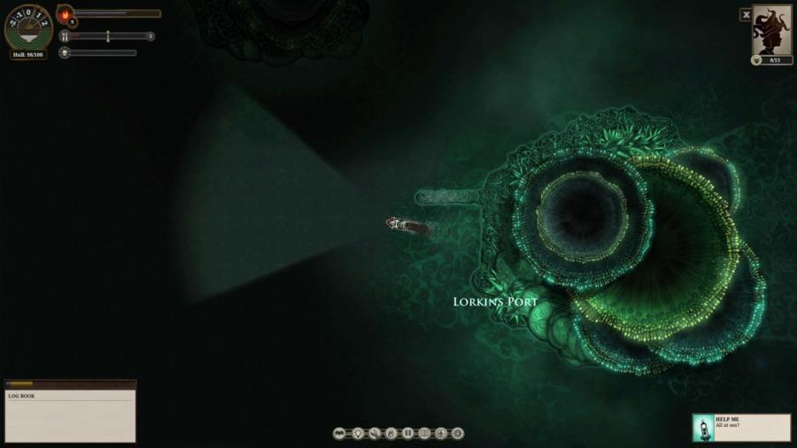 Sunless Sea - Steam Gift Key Screenshot 3
