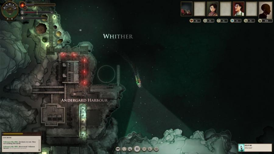Sunless Sea - Steam Gift Key Screenshot 8