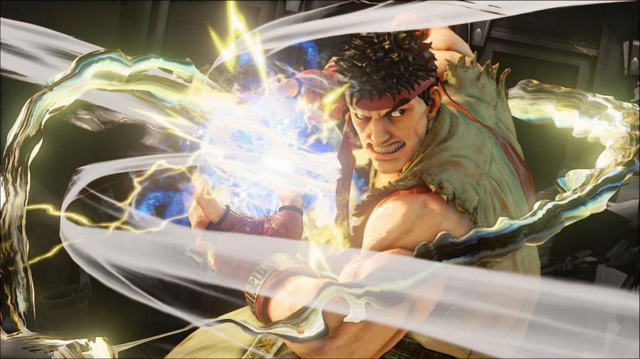 Street Fighter V - Deluxe Edition Screenshot 1