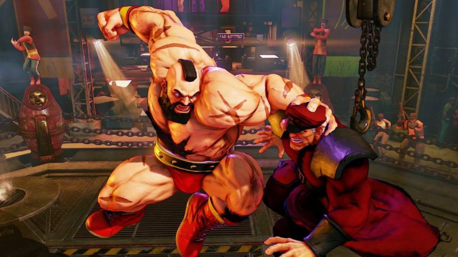 Street Fighter V - Deluxe Edition Screenshot 5
