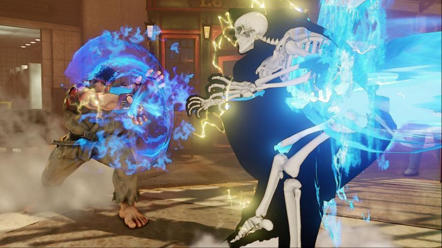 Street Fighter V - Deluxe Edition Screenshot 3