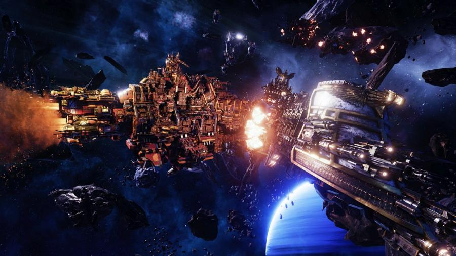 Battlefleet Gothic Armada Screenshot 4