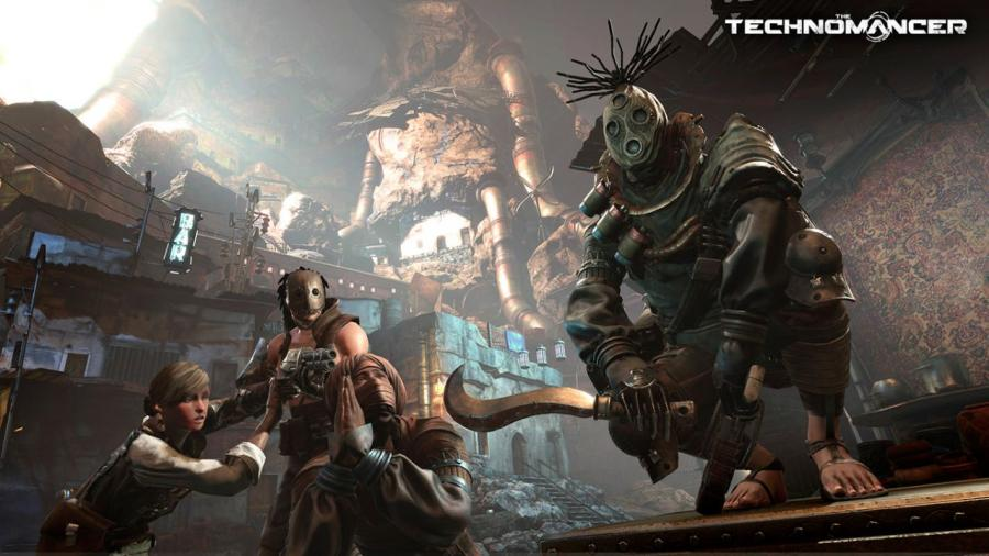 The Technomancer Screenshot 2