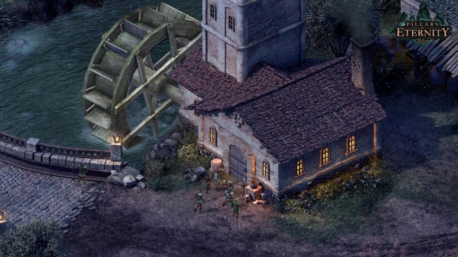 Pillars of Eternity - Game of the Year Edition Screenshot 1
