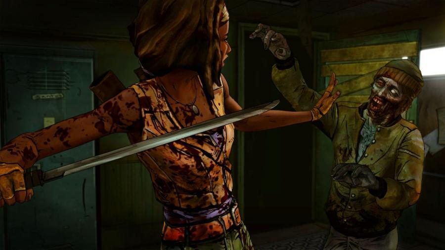 The Walking Dead - Michonne (Steam Gift Key) Screenshot 7