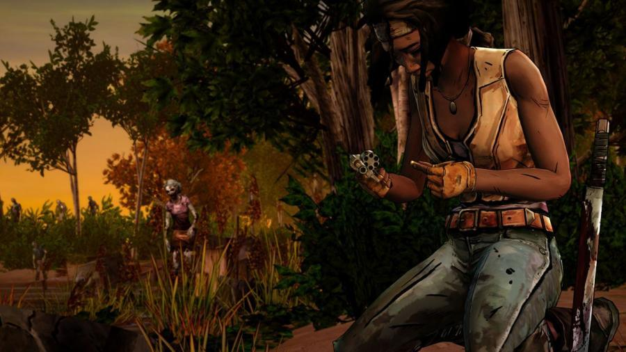 The Walking Dead - Michonne (Steam Gift Key) Screenshot 6