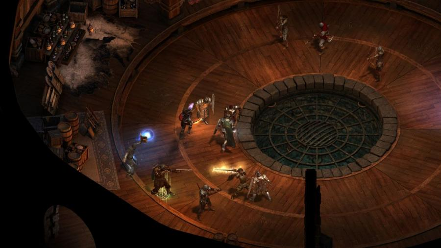 Pillars of Eternity - The White March Part II (DLC) Screenshot 1