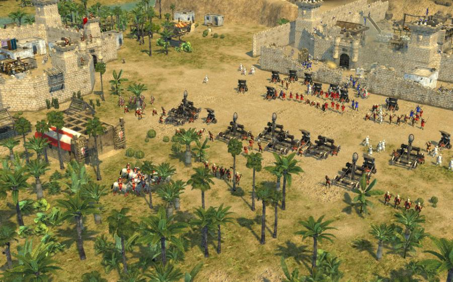 Stronghold Crusader 2 - Gold Edition Screenshot 1