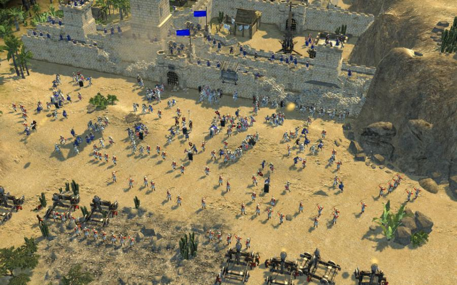 Stronghold Crusader 2 - Gold Edition Screenshot 4
