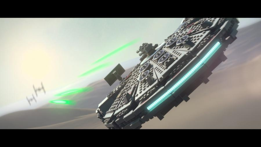 LEGO Star Wars - The Force Awakens - Deluxe Edition Screenshot 3
