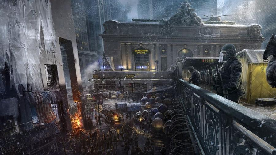 The Division EN Screenshot 8