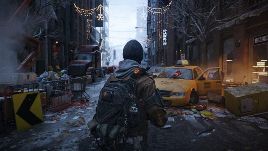 The Division EN Screenshot 1