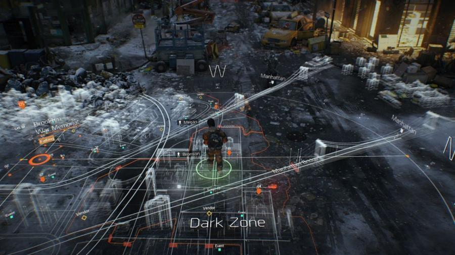 The Division EN Screenshot 4