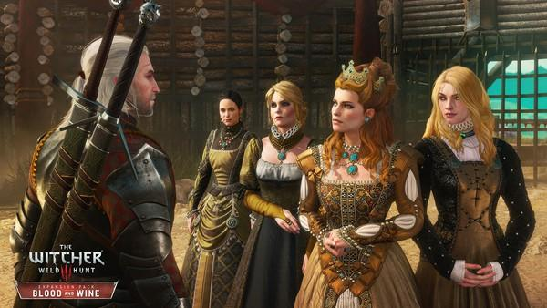 The Witcher 3 - Blood and Wine (DLC) - GOG Key Screenshot 4