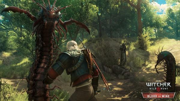 The Witcher 3 - Blood and Wine (DLC) - Steam Gift Key Screenshot 1