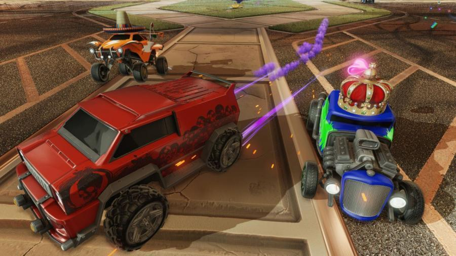 Rocket League - Collectors Edition Screenshot 5