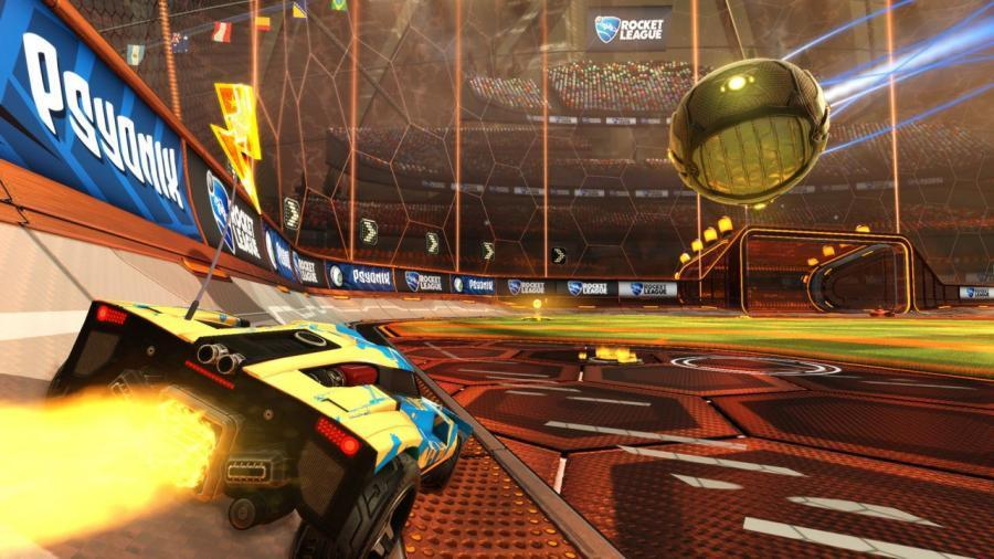 Rocket League - Collectors Edition Screenshot 1