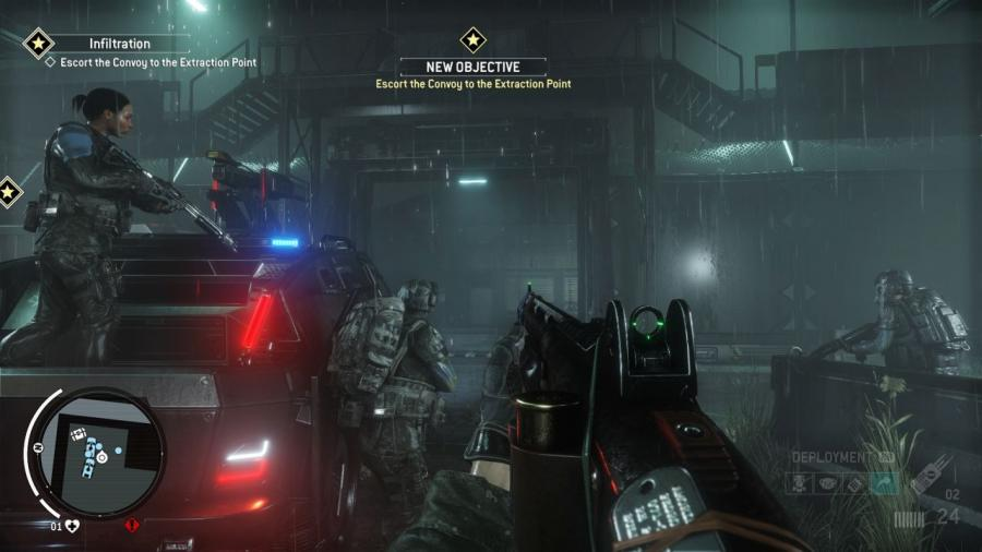 Homefront The Revolution - Expansion Pass Screenshot 1