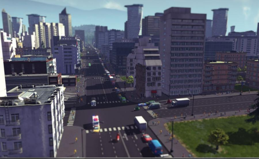 Cities Skylines (Steam Gift Key) Screenshot 4