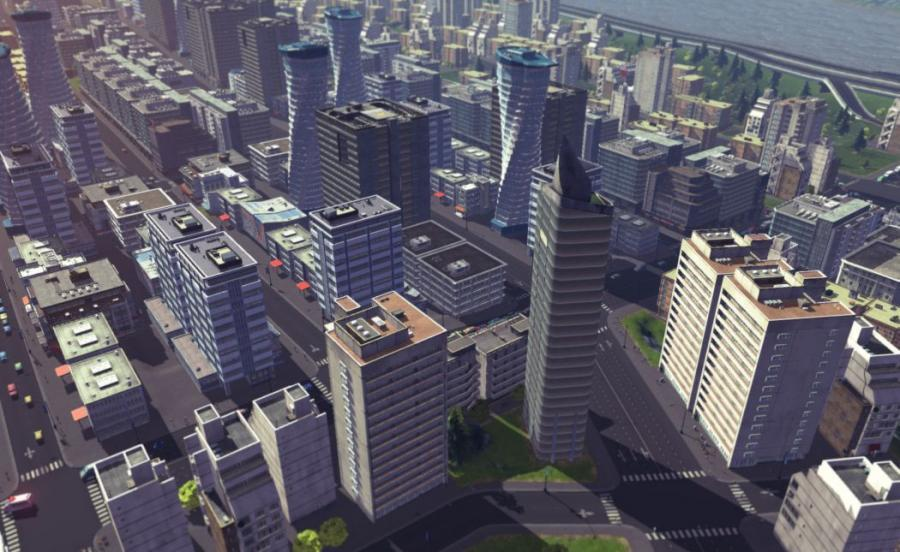 Cities Skylines (Steam Gift Key) Screenshot 6