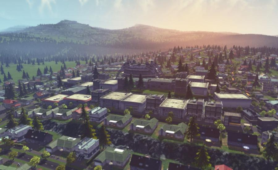 Cities Skylines - Deluxe Edition (Steam Gift Key) Screenshot 5