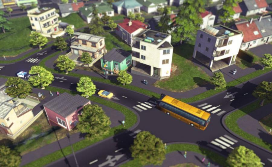 Cities Skylines - Deluxe Edition (Steam Gift Key) Screenshot 3
