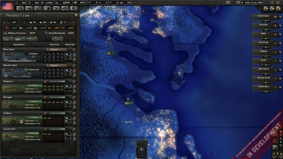 Hearts of Iron IV - Field Marshal Edition (DE Version) Screenshot 7