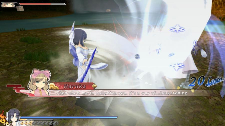 Senran Kagura Shinovi Versus - Steam Gift Key Screenshot 4