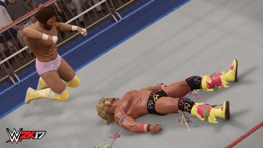WWE 2K17 Screenshot 7