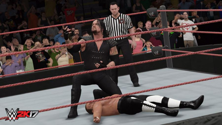 WWE 2K17 Screenshot 4
