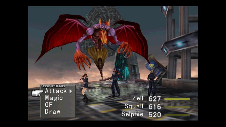 Final Fantasy VII / Final Fantasy VIII - Double Pack Screenshot 5