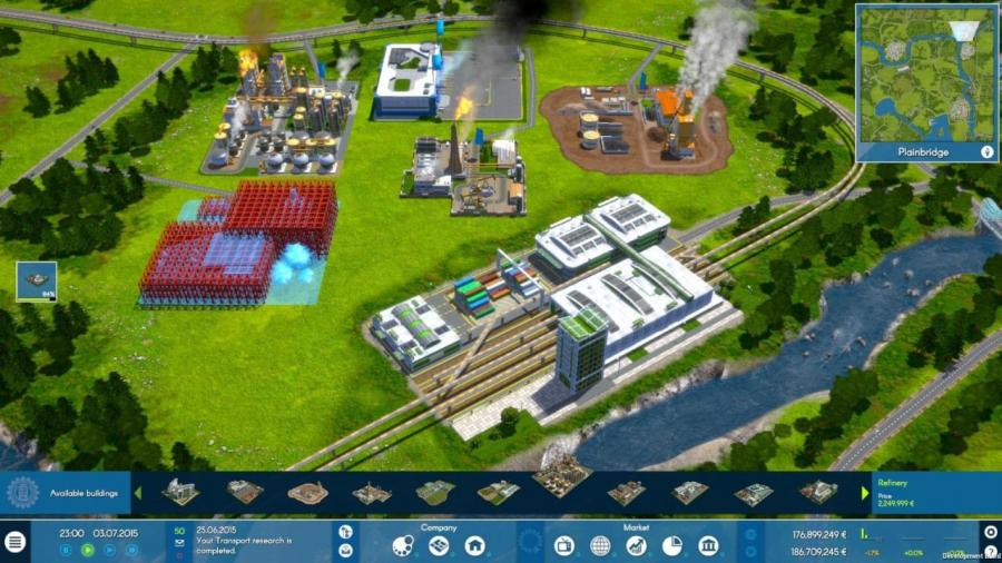 Industry Manager - Future Technologies Screenshot 6