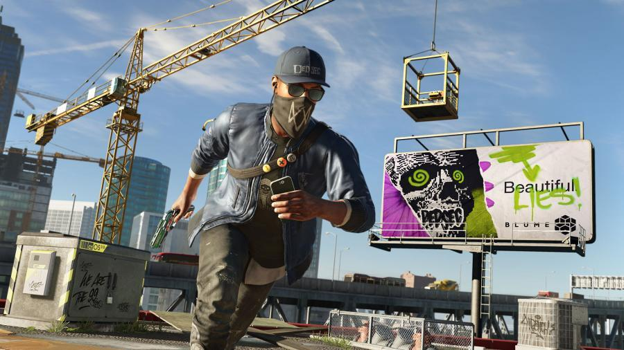 Watch Dogs 2 - Deluxe Edition Screenshot 1