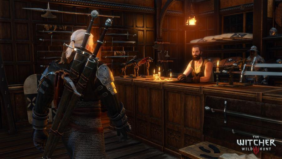 The Witcher 3 - Game of the Year Edition (GOG Key) Screenshot 6