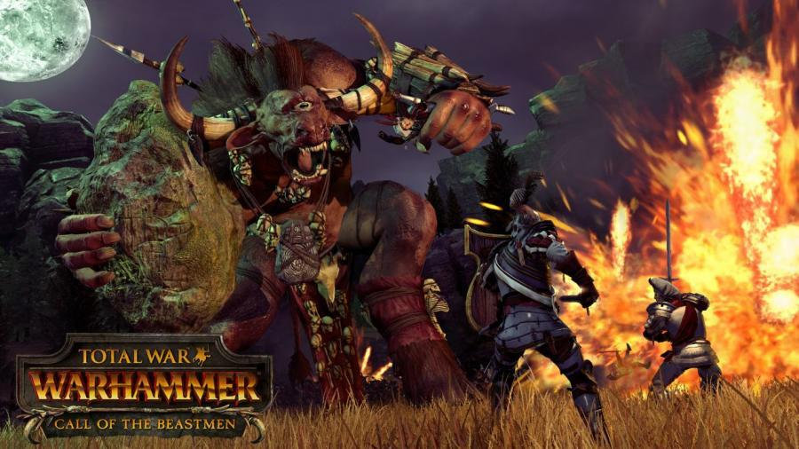 Total War Warhammer - Call of the Beastmen DLC Screenshot 1