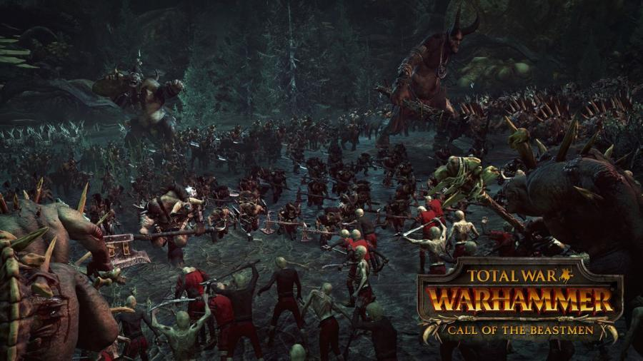 Total War Warhammer - Call of the Beastmen DLC Screenshot 3