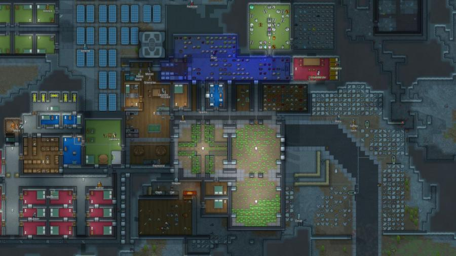 RimWorld - Steam Gift Key Screenshot 4