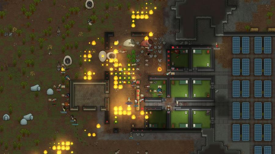 RimWorld - Steam Gift Key Screenshot 1