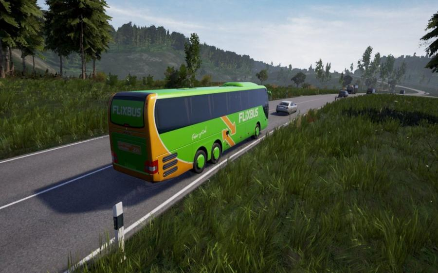 Fernbus Coach Simulator Screenshot 3