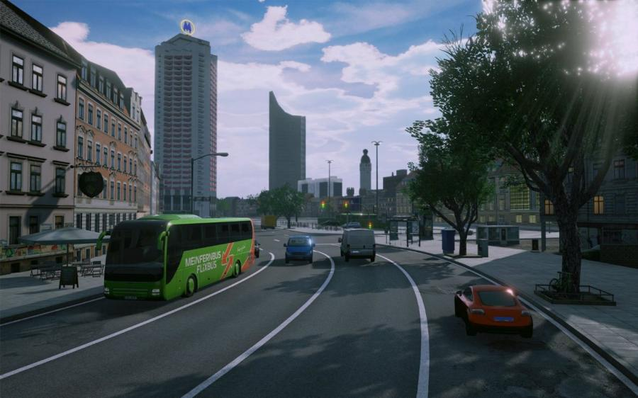 Fernbus Coach Simulator Screenshot 1