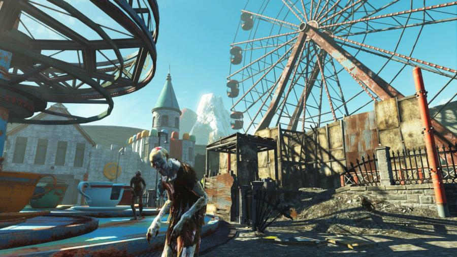 Fallout 4 - Nuka World DLC Screenshot 5