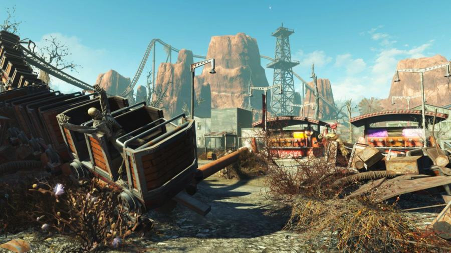 Fallout 4 - Nuka World DLC Screenshot 2